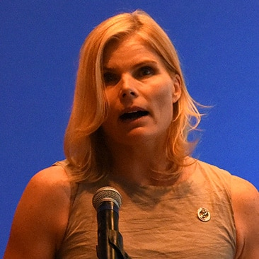 Mariel Hemingway Without Caption Speaking Chicago 2016 Square